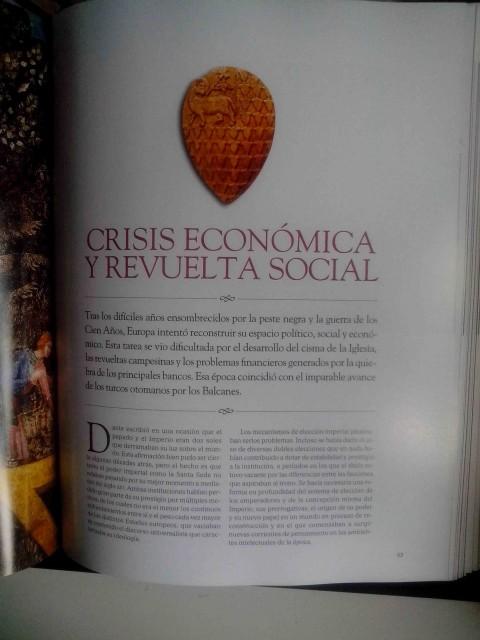 Crisis económica y revuelta social en el siglo XIV