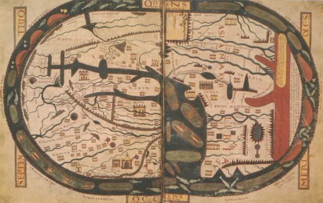 Mapa OT - Apocalipsis de San Severo