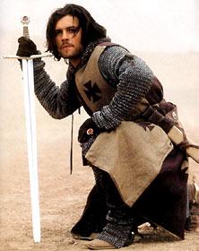 Ese loco combate medieval